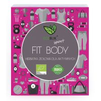 Ecoblik - Herbata Fit Body, 20x2g