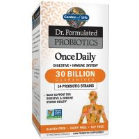 Garden of Life - Dr. Formulated, Probiotyki Once Daily, 30 vkaps
