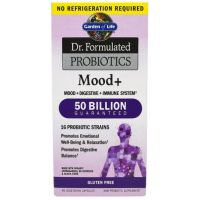 Garden of Life - Dr. Formulated Probiotics Mood+,  60 vkaps