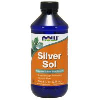 NOW Foods - Silver Sol, 237ml