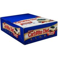 Universal Nutrition - Doctor's CarbRite Diet Bars, Toasted Coconut, 12 batonów