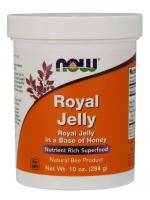 NOW Foods - Royal Jelly (Mleczko Pszczele), 284g